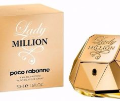 LADY MILLION – Paco Rabanne – Perfumes Importados
