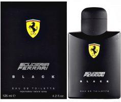 FERRARI BLACK – Ferrari – Perfumes Importados