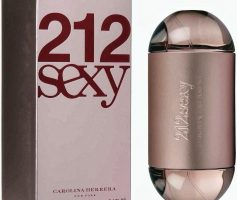 212 SEXY – Carolina Herrera – Perfumes Importados